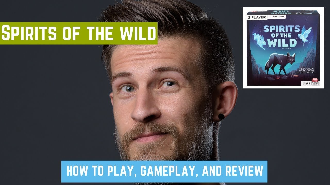Spirits Of The Wild How To Play Gameplay Review Youtube