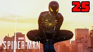 Spider-Man 2018 PL (25) - ZOSTAŁEM DETEKTYWEM! [PS4 PRO] | 4K | Vertez
