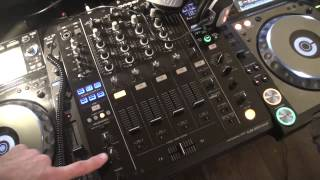 Pioneer DJM900 NEXUS Tutorial 3. Headphone's and cue