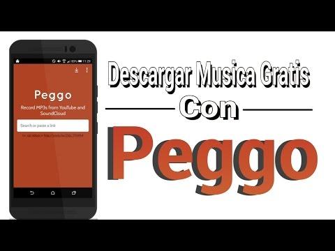 Descargar musica Mp3 Android Peggo 2016