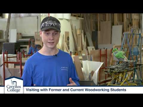 Cerritos College Woodworking
