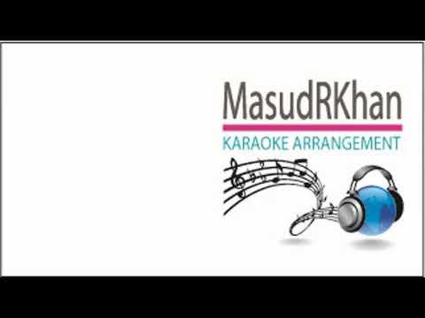Aaj Khela Bhangar Khela   Karaoke   Ravindra Sangeet