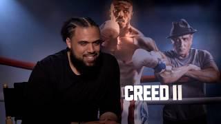 'Creed II' Director Steven Caple, Jr. Talks Taking On The Boxing Film Sequel