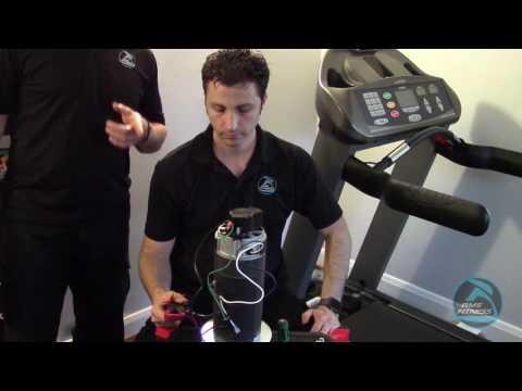 Treadmill Speed Sensor Error   No Speed Signal
