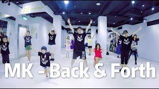 MK - Back u0026 Forth / 小霖老師 (週日二班)
