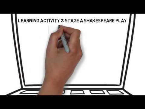 Teaching Shakespeare through technology