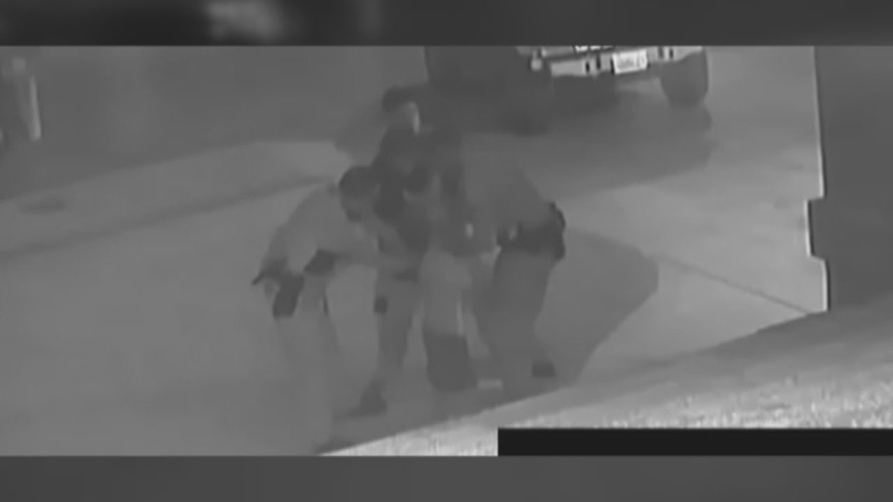 Caught on Camera: Farmersville Police Tase Man With Toddler in His Arms