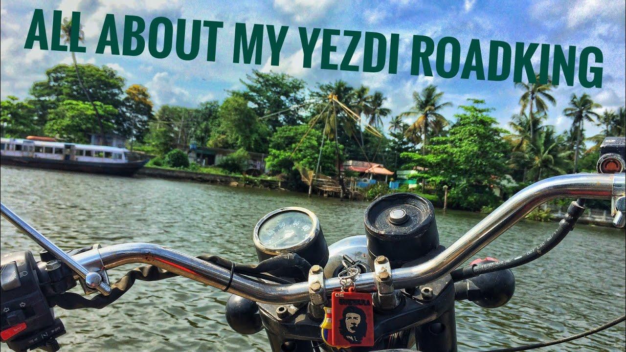 All About My Yezdi ROADKING