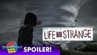 SPOILERS: Life is Strange EP 1-5