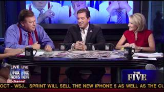 The Five Presents Bob Beckel's Apology Tour!