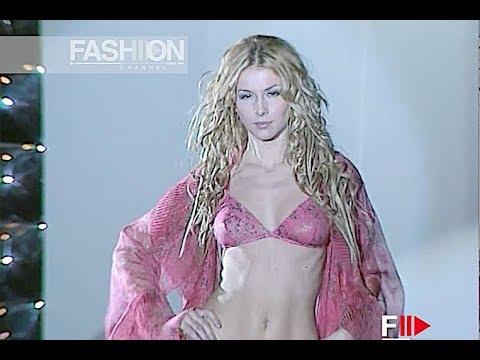 MOMI UNDERWEAR - ROBERTO CAVALLI Fall 2000/2001 Milan - Fashion Channel