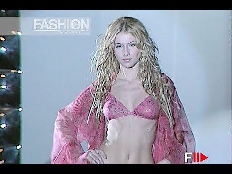 MOMI UNDERWEAR - ROBERTO CAVALLI Fall 2000/2001 Milan - Fashion Channel ▶8:08