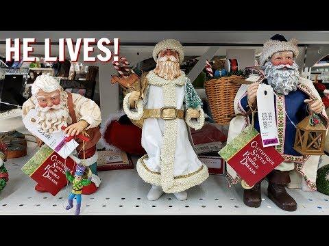 THRIFTING AT SAVERS AMERICAN GIRL KITCHENWARE CHRISTMAS DECOR 2018 - 동영상
