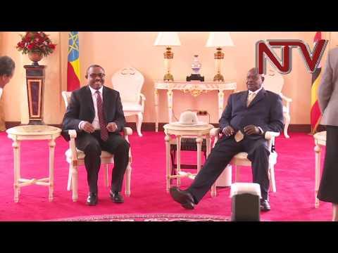 Ethiopia's Prime Minister  Hailemariam Desalegn resigns