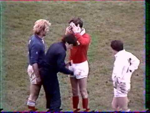 Scotland-France 1984