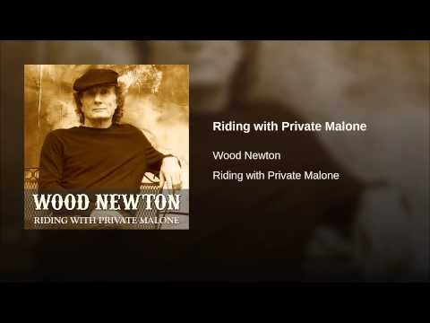 Riding with Private Malone