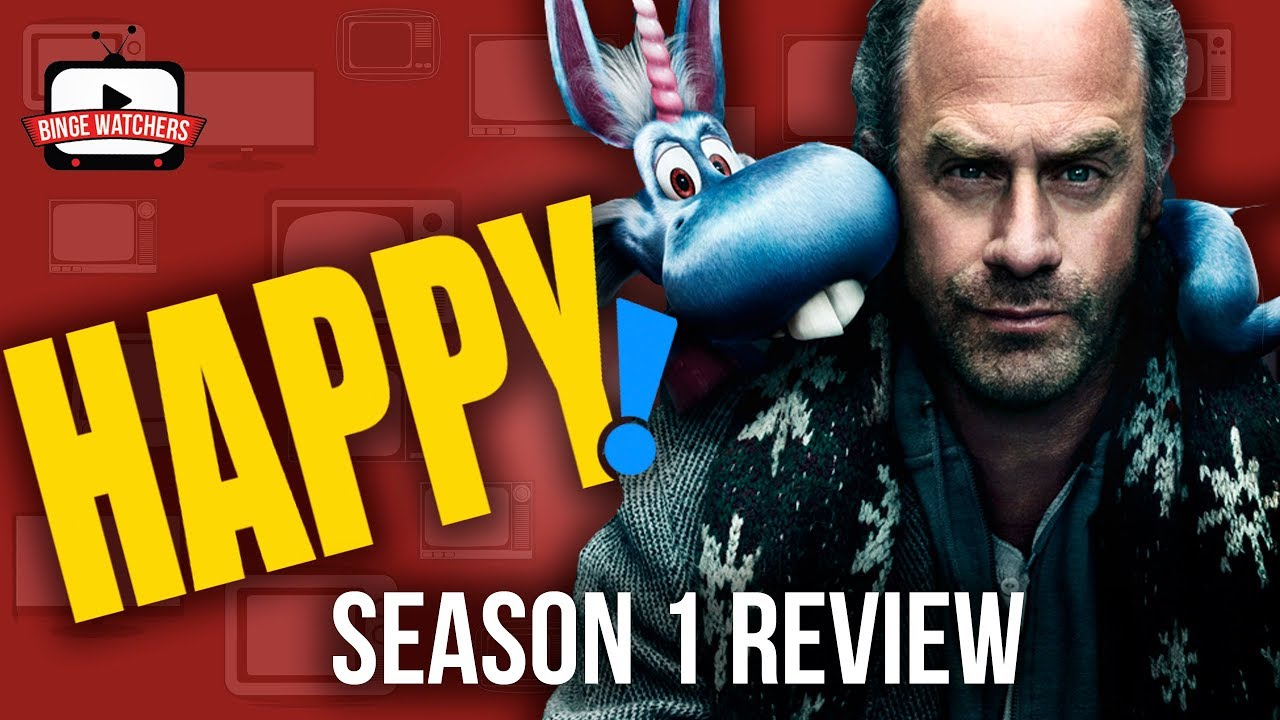 Download HAPPY Season 1 Review (Spoiler Free!)