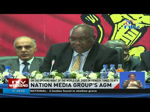 Nation Media Group holds its 2018 AGM