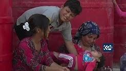 'Pourquoi Erdogan nous fait-il ça ?' La détresse d'une mère kurde
