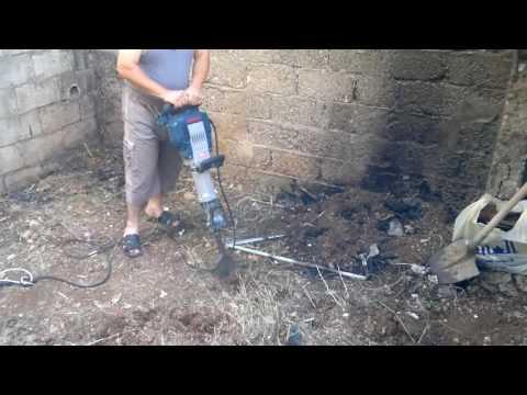 Видео обзор: Отбойный молоток BOSCH GSH 16-28