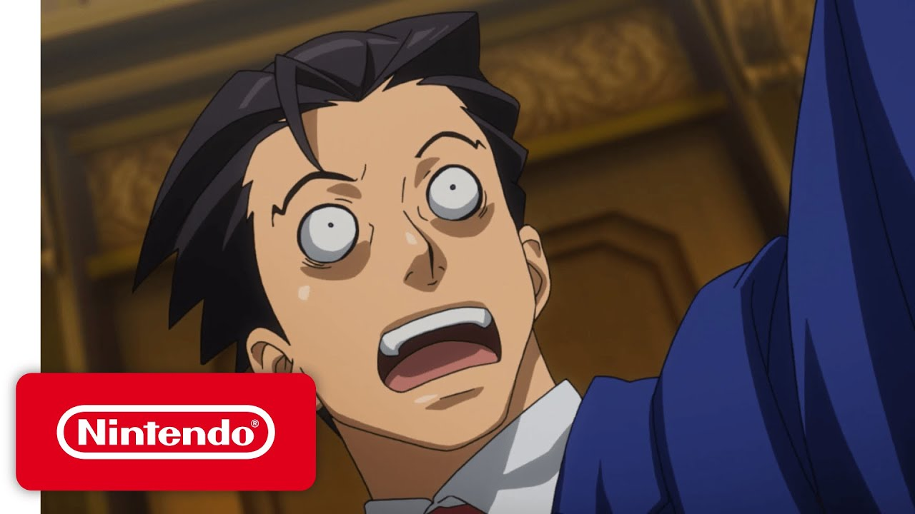 Phoenix Wright: Ace Attorney Trilogy for Nintendo Switch ...