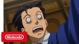 Repeat youtube video Phoenix Wright: Ace Attorney - Spirit of Justice Prologue