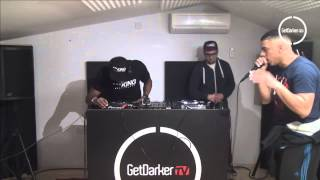 Marcus Nasty & Hank Limit With Shantie, Nutcracka & Trilla - GetDarker TV 246 [We Are Bass Takeover]