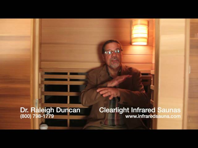 Infrared Saunas and Weight Loss -- Clearlight Infrared Sauna Mailbag
