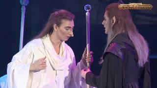 """Мюзикл """"Последнее Испытание"""" - Конклав Магов.Musical """"The Last trial"""" - the Conclave"""