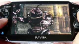 PS Vita Review: Soul Sacrifice
