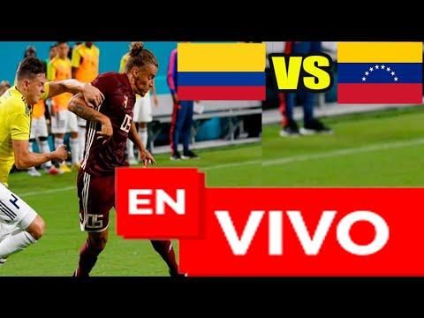 Colombia vs. Venezuela en vivo por las Eliminatorias: partido online ...