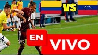 COLOMBIA VS VENEZUELA EN VIVO-ELIMINATORIAS QATAR 2022- COLOMBIA vs VENEZUELA