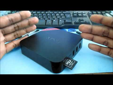 How To Flash MXQ 4k Android Box -mxq Android Tv Box Not Working