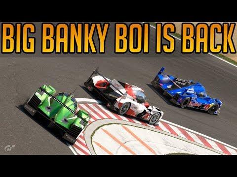 Gran Turismo Sport: Big Banky Boi At Breakneck Speed