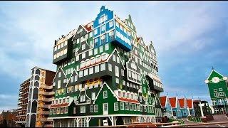 Unusual Hotels: weird hotels, strange hotels in the world for unusual places to stay!