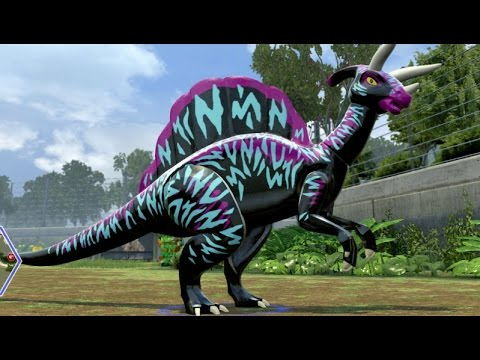 LEGO Jurassic World - Parasaurolophus Unlock Location (Skeleton & Custom Dinosaur Showcase)