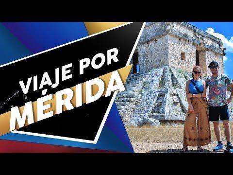 Facundo y Delia Viaje por Merida