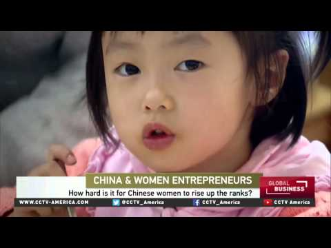 Consultant Kitty Fok on Chinese women entrepreneurs