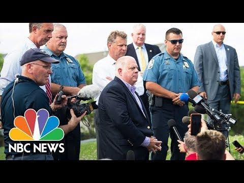 Annapolis Authorities Update On Capital Gazette Shooting   NBC News