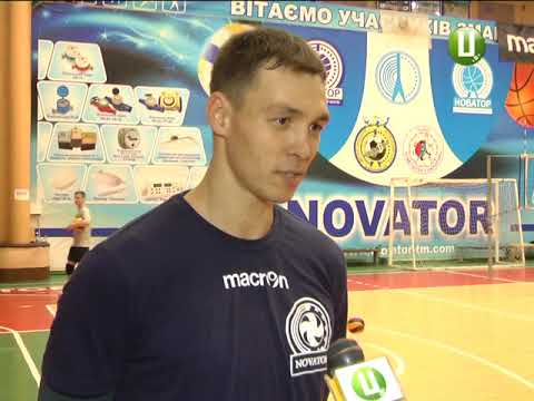 Поділля-центр: ВК «Новатор» готується до матчу з ВК «МХП-Вінниця» (ОНОВЛЕНО)