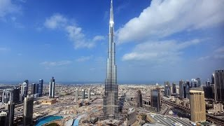 Burj Dubai :The Tallest Building In The World – Big Bigger Biggest HD