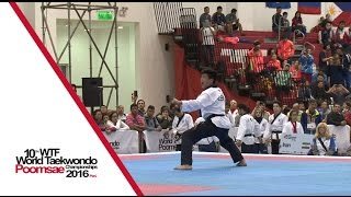 1st Place | Free Style Under 17 Individual / Tyler DAO (USA) 10th W...
