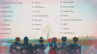 {Playlist} BTS Love Songs