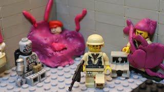 видео: LEGO VIRUS ALL PARTS