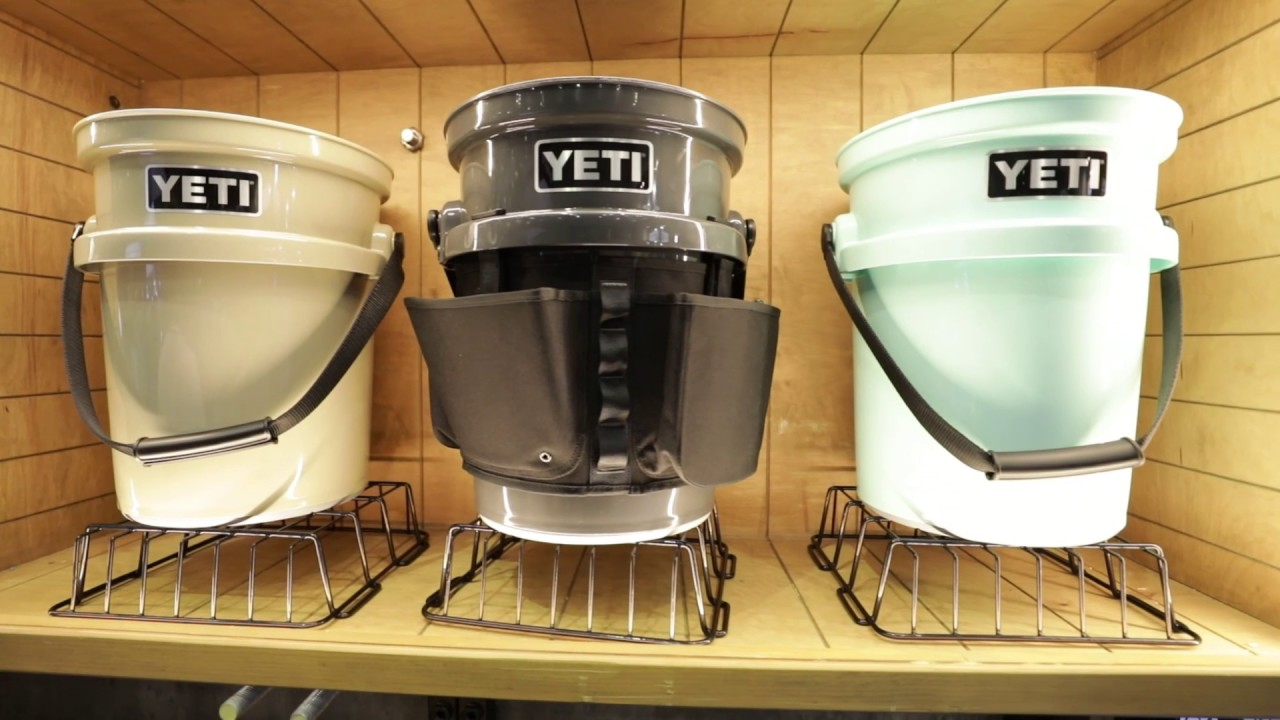 Yeti Loadout Bucket Youtube