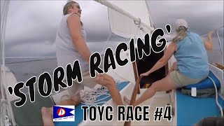 187: ENS Presents:  'Storm Racing' Aboard Cacique!