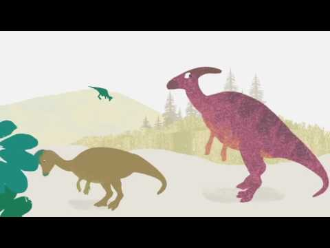 Groot lawaaiboek over dinosauriërs