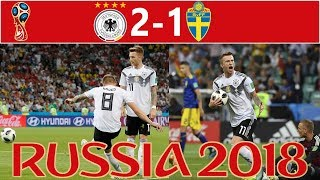Germany vs Sweden 2-1 Match Review - GERMANY LEFT IT LATE!