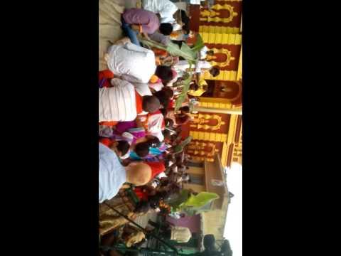 Bansberia Shree Venkateswara Balaji Puja Om Jog ..