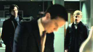 SHERLOCK: S1E2 THE BLIND BANKER TRAILER